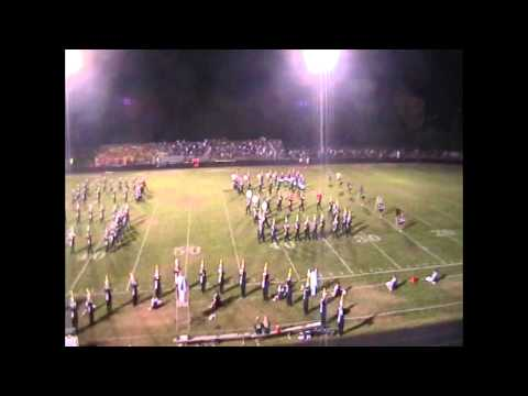 Cary-Grove Trojan Marching Band