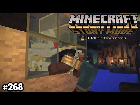 Minecraft: Story Mode Episode 1 [FULL]