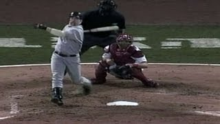 2004 WS Gm4: Trot Nixon's two-run double extends lead