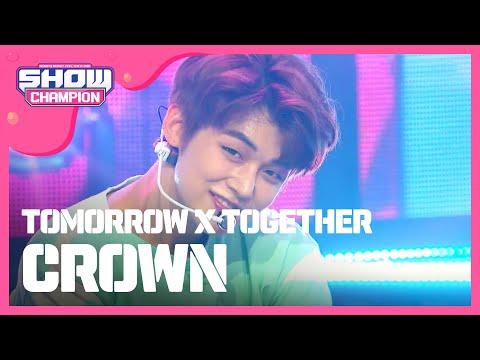 Download Show Champion EP.310 TOMORROW X  TOGETHER - CROWN Mp4 baru