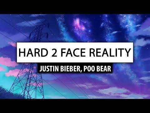 Justin Bieber, Poo Bear ‒ Hard 2 Face Reality (Lyrics) 🎤 [w/ Jay Electronica]