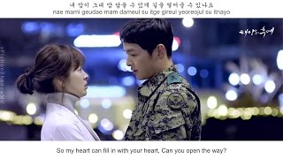 Xia Junsu - How Can I Love You FMV (Descendant Of The Sun OST Part 10)[Eng Sub + Rom + Han]