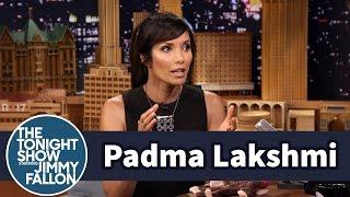 Padma Lakshmi Gives Thanksgiving Hosting Tips