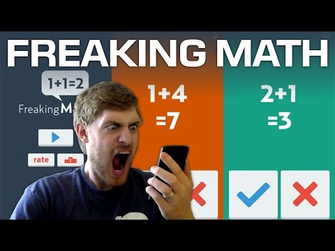 Android Games: Freaking Math