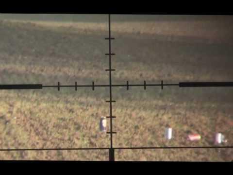 Weihrauch HW 100 TK .22 12ftlbs 100m shot