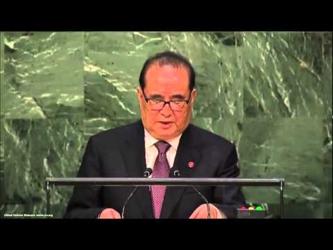 UN Speeches: Democratic Republic of Korea's Foreign Minister Ri Su-yong