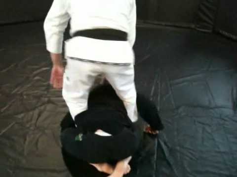 Athletic Body Care: Braga Neto passes Open Guard to Back Mount Image 1