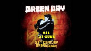 .::Green Day::. Mi top 20 Canciones