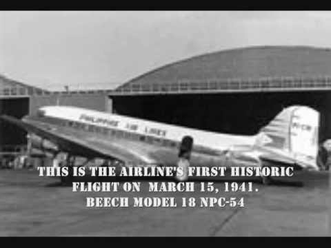 Philippine Airlines - Asia's First Shining Through. Part I