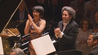Musica: Yuja Wang and Gustavo Dudamel realise the