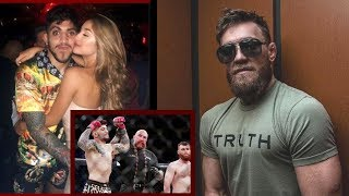 Dillion Danis Spoke With Conor Mcgregor After Bellator 222 + Chael Sonnen's Retirement|MMA N.O.