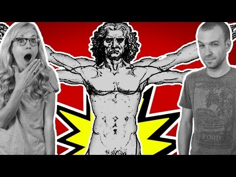 #5facts About the Amazing Human Body (w/  Being Human )