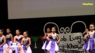 Yeej Huam Dance Academy (Kids) - 2016   CSUS HUSA 13th Annual Culture Show