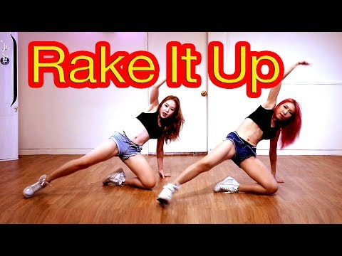 Yo Gotti - Rake It Up ft. Nicki Minaj Choreography Ari MiU WAVEYA 창작안무