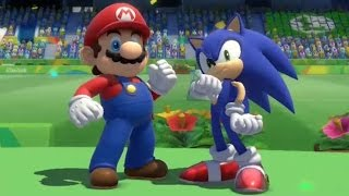 Mario and Sonic at the Rio 2016 Olympic Games (Wii U) - All Special Animations