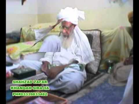shahzad khanqah sirajia Hazrat khawja khan MUHAMMAD  SAHB