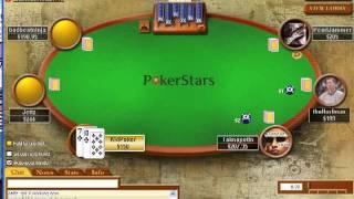 Daniel Negreanu live commentary PokerStars part 1