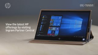 HP | Microsoft Modern Workplace Solution for Mobility – Spectre Folio & Windows 10 Pro