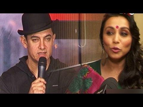 Aamir Khan Confirms That Rani Mukherjee - Aditya Chopra Are Not Getting Married video