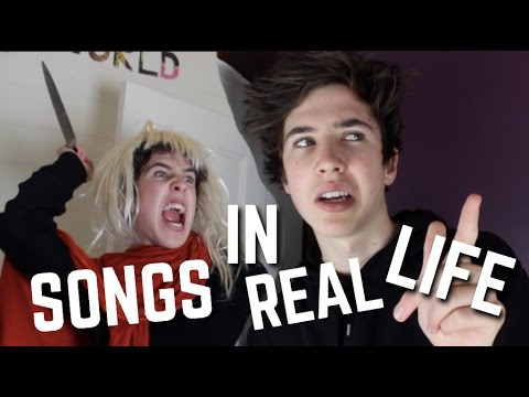 SONGS IN REAL LIFE 2016