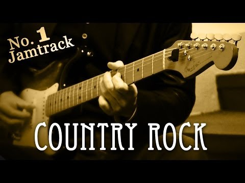 ♫ Guitar Jamtrack Country Loop in C