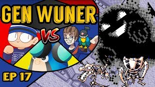 [EP17] Pokemon GenWunner VS [Pokemon Red/Blue/Yellow] Feat Blue Rogue, ItzPalpitoad and Aronskii