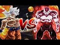[Game play] Goku Ultra Instinto Dominado Vs Jiren full power DBZBT3