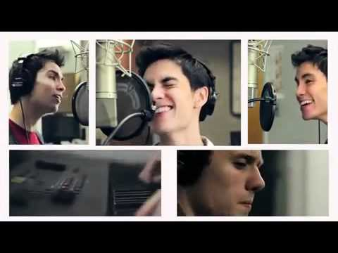 Love The Way You Lie + Dynamite + Teenage Dream MASHUP - Sam Tsui Music Videos