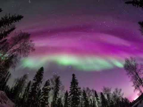 Aurora Borealis February 18, 2014 Fairbanks, Alaska