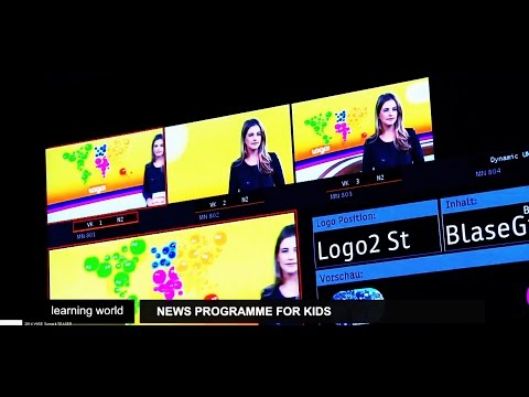 Logo! - Daily News for Kids in Germany  (Learning World: S5E02, 1/3)