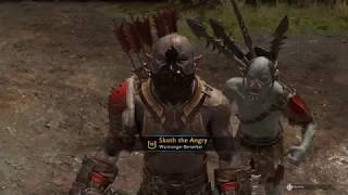 Shadow of War The Best and Funniest of Orc Trash Talk