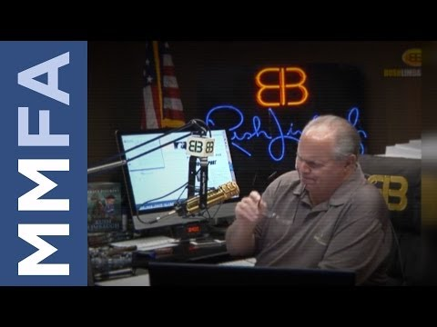 Rush Limbaugh, Fox Host Attack The Pope