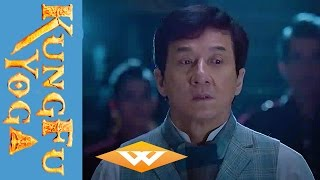 KUNG FU YOGA (2017) Clip: Temple of Thuban - Jackie Chan Movie