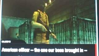 Lets Play Metal Gear Solid Portable Ops- Stealing Russian Math Homework