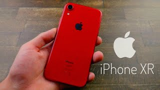 Apple iPhone XR Unboxing & erster Eindruck [Red/Rot] [German/Deutsch]