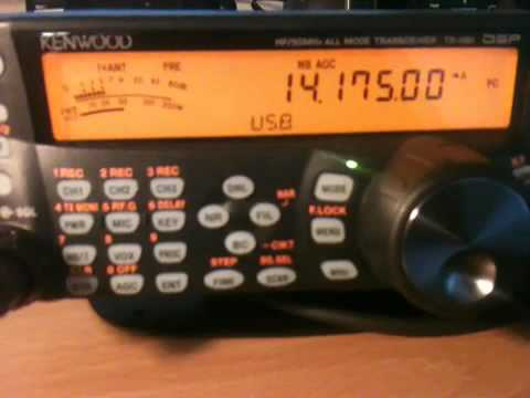 EA5GS and KP4TR using Remoterig + Kenwood TS-480HX