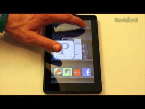 Kindle Fire - Full Walkthrough