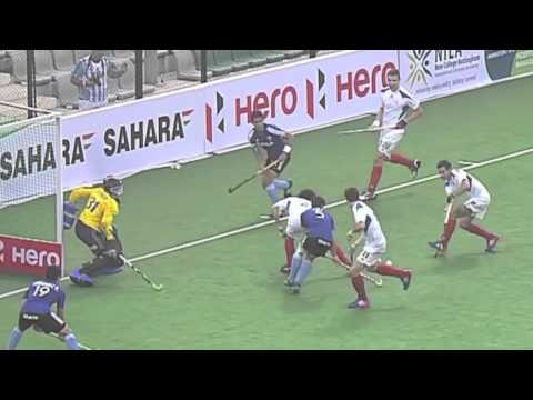 Junior World Cup 2013 India - Field Hockey Goal Compilation