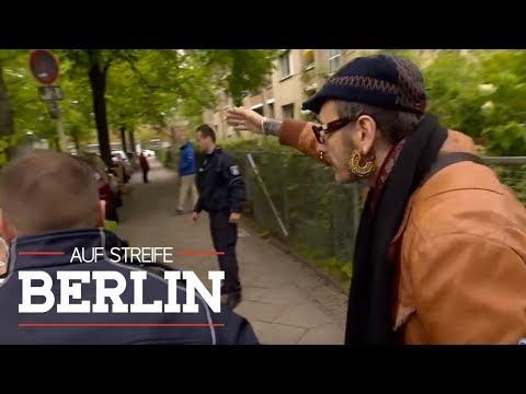 Der Baum ist in Gefahr! In den Knast wegen Naturschutz? | Auf Streife - Berlin | SAT.1 TV