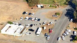 Gunman kills 4 in shooting rampage