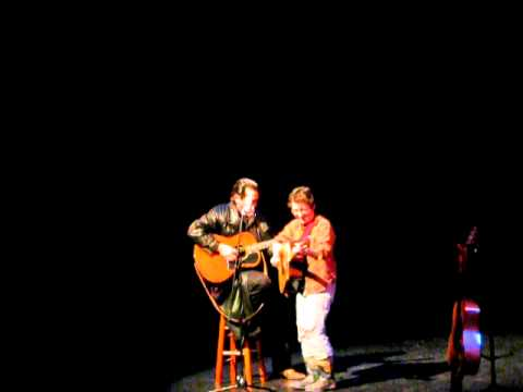 Al Whittle theater Songs of... Johnny Cash Get rythm