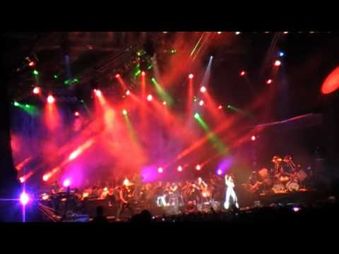 Tarja - In for a Kill (Masters of Rock 2010)