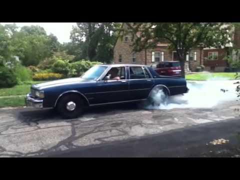 1989 Chevy Caprice 9c1 Interceptor Youtube