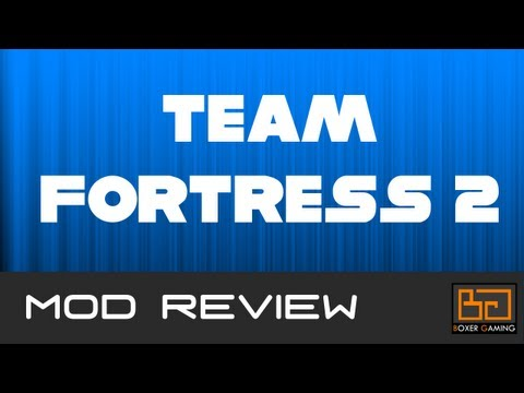 MineCraft Mod Review: Team Fortress 2