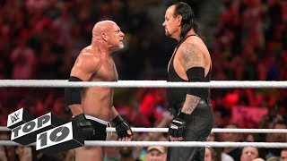 Wildest Royal Rumble Match showdowns WWE Top 10 Ja