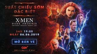 X-MEN: PHƯỢNG HOÀNG BÓNG TỐI - DARK PHOENIX | Trailer | KC 07.06.2019