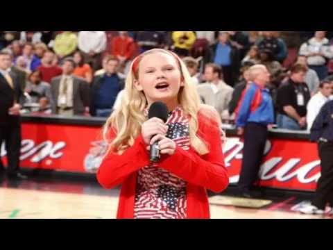 Pennsylvania Native 11-year-old Taylor Swift sang during a Sixers game (2002)