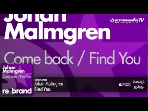 Johan Malmgren – Find You (Original Mix)