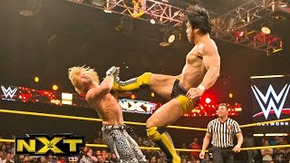 Hideo Itami vs. Tyler Breeze: WWE NXT, May 6, 2015