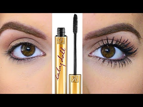 YSL Babydoll Mascara I Review & Demo